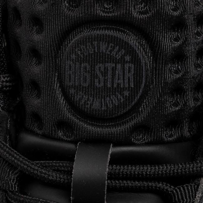 Trapperschuhe BIG STAR - EE274652 Black - Trekkingschuhe - Stiefel und andere - Damenschuhe ydc3kGkP