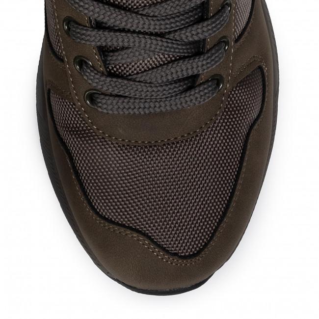 Sneakers BIG STAR - EE174462 Khaki - Sneakers - Halbschuhe - Herrenschuhe XCNds98g