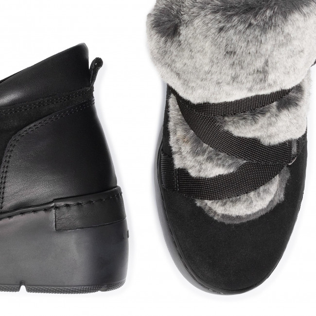 Stiefeletten HISPANITAS - Bora-Bora HI99249 Black - Boots - Stiefel und andere - Damenschuhe P8b8zUWy