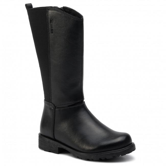 Stiefel GEOX J Olivia Stiv Ali C J84A5C 000BC C9999 M Black