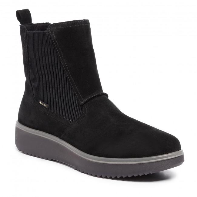 Damen blau Beste Qualität Legero GORE TEX® Boots Stiefeletten