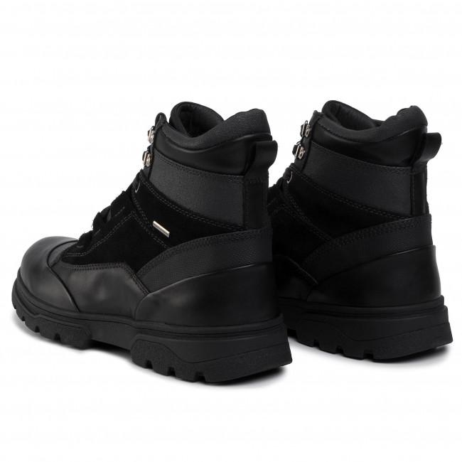 Stiefel GEOX U Clintfordb Abx E U947TE 04322 C9999 Black