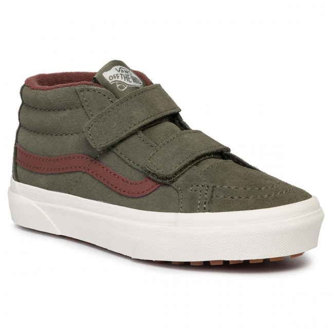 Sneakers VANS Sk8 Mid Reissue V VN0A3TL4V401 (Mte) Deep Lichen GrRt Br