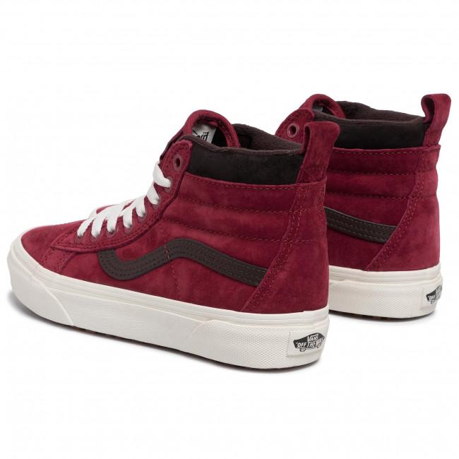 Damen vans Blaulila Sk8 hi Mte Dx Sneaker
