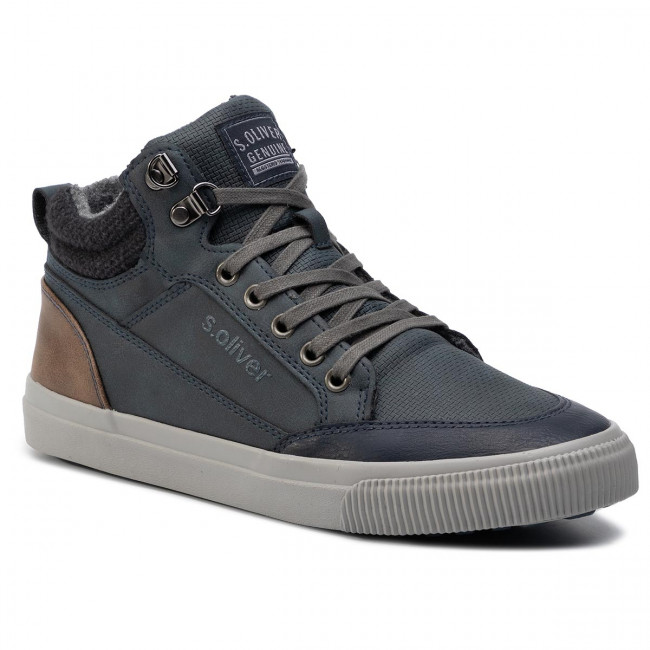 Sneakers S.OLIVER 5 15224 23 Navy 805