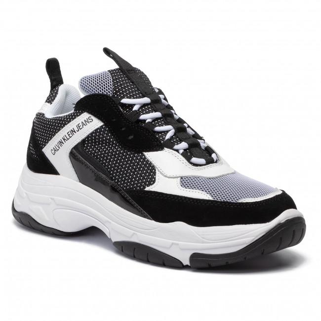 Sneakers CALVIN KLEIN JEANS Marvin B4S0133 WhiteBlack