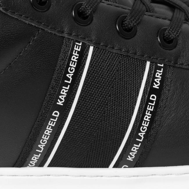 Sneakers KARL LAGERFELD - KL52525 Black Lthr - Sneakers - Halbschuhe - Herrenschuhe NnMyjGHM