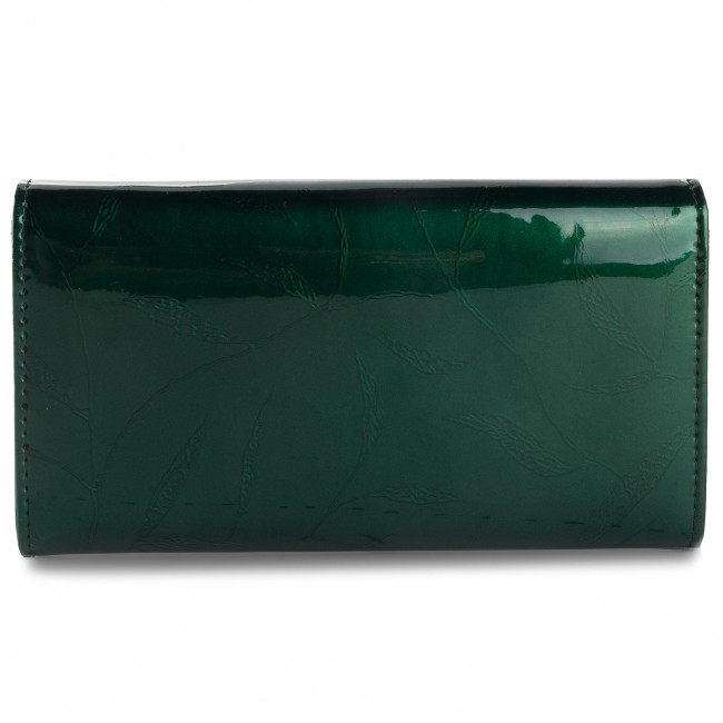 Große Damen Geldbörse PIERRE CARDIN - 02 LEAF 114 Green 23531 - Damen Geldbörsen - Geldbörse - Leder-Galanterie - Zubehör CzmWlmwh