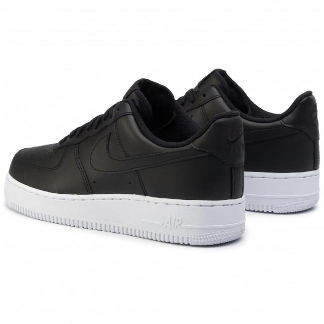 Schuhe NIKE Air Force 1 '07 AA4083 015 BlackBlackWhite