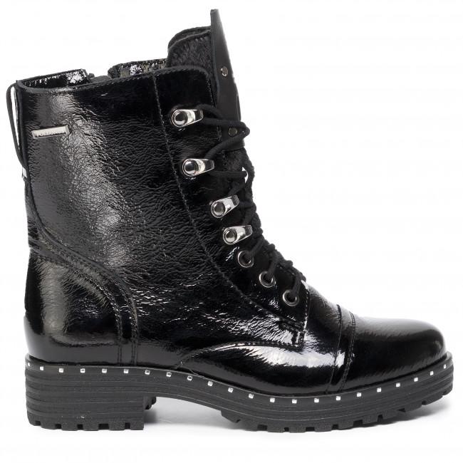 Stiefeletten POLLONUS - 5-1111-005 Czarny Naplak - Boots - Stiefel und andere - Damenschuhe ROzZfc8J