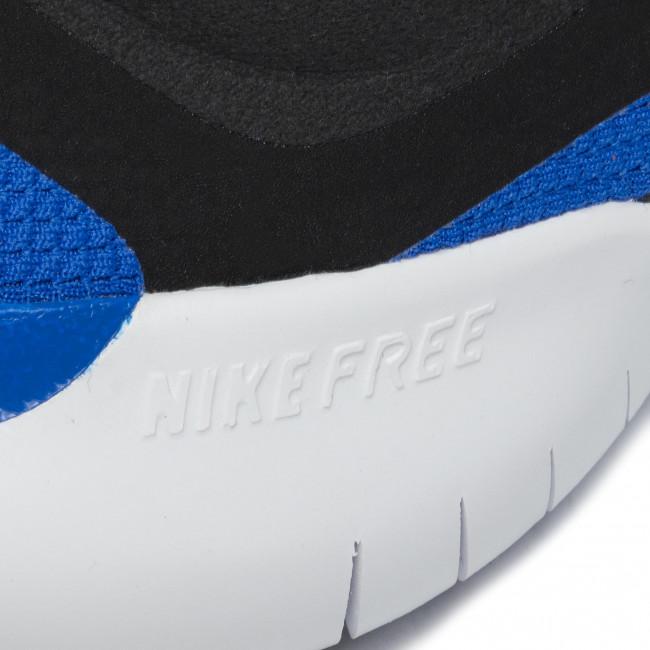Schuhe NIKE - Free Rn 5.0 AQ1289 402 Racer Blue/Black/White - für Training - Laufschuhe - Sportschuhe - Herrenschuhe 3Jf3T9hC