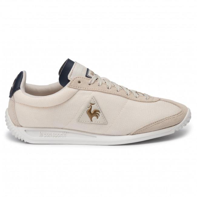 Sneakers LE COQ SPORTIF - Quartz W Metallic 1910776 Turtle Dove/Dress Blue - Sneakers - Halbschuhe - Damenschuhe se9jxFx3