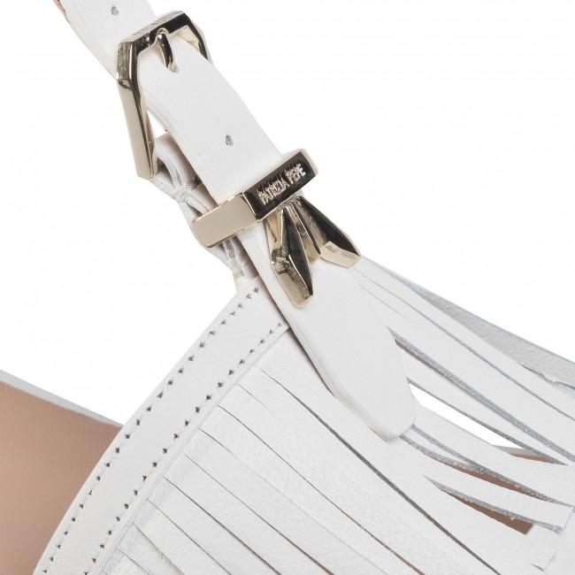 Sandalen PATRIZIA PEPE - 2V9541/A3KW-W146 Bianco - Alltägliche Sandalen - Sandalen - Pantoletten und Sandaletten - Damenschuhe mM2mFCUO