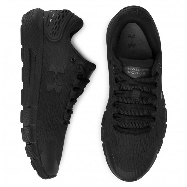 Schuhe UNDER ARMOUR - Ua Charged Rogue 2 3022592-003 Blk - für Training - Laufschuhe - Sportschuhe - Herrenschuhe 135yht6U