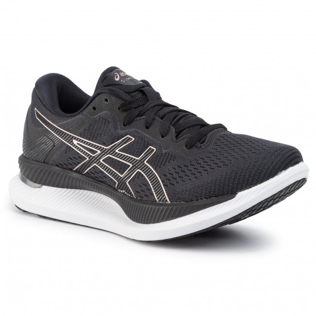 Schuhe ASICS - GlideRide 1012A699 Black/Rose Gold 001 - für Training - Laufschuhe - Sportschuhe - Damenschuhe YU7N6hql