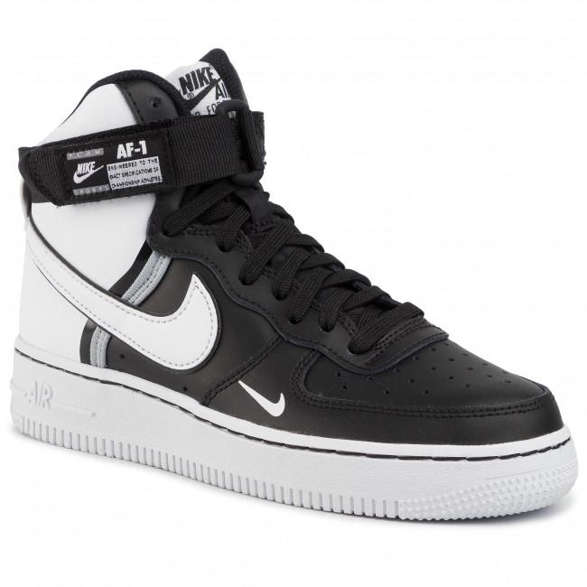 Nike Air Force 1 LV8 GS Schuhe beige weiß pink