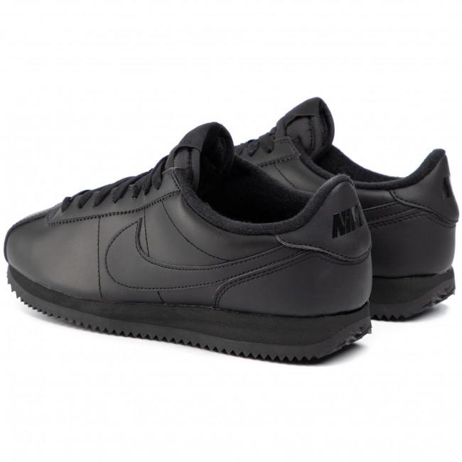 Schuhe NIKE - Cortez Basic Leather 819719 001 Black/Black/Anthracite - Sneakers - Halbschuhe - Herrenschuhe MA7zUtVu