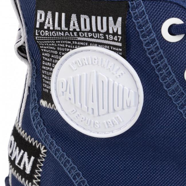 Trapperschuhe PALLADIUM - Lite Overlab U 76639-425-M Twilight Blue - Trekkingschuhe - Stiefel und andere - Damenschuhe JpYTXkZi