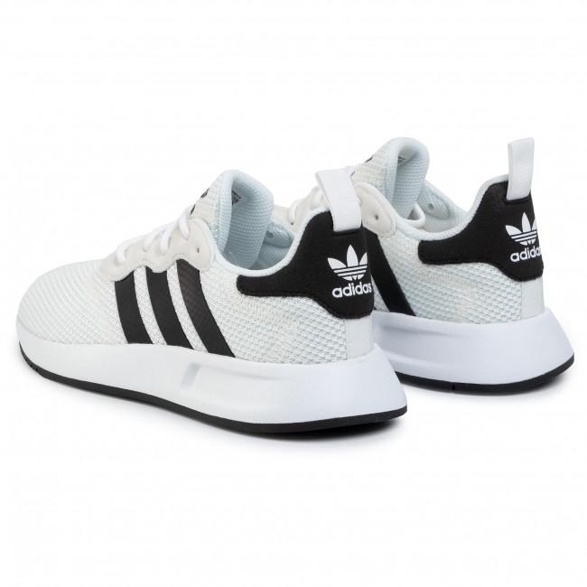 Schuhe adidas - X_Plr S J EF6094 Ftwwht/Cblack/Ftwwht - Sneakers - Halbschuhe - Damenschuhe CKbpnied
