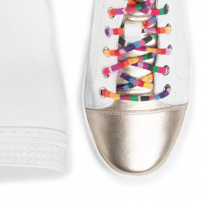 Sneakers SOLO FEMME - 71107-01-I69/K96-13-00 Golden Weiß - Sneakers - Halbschuhe - Damenschuhe 4U5qK1aB