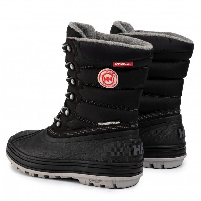 Schneeschuhe HELLY HANSEN - W Tundra Cwb 2 115-37.991 Jet Black/Charcoal/Angora/Light Grey - Schneeschuhe - Stiefel und andere - Damenschuhe xghm7UZo