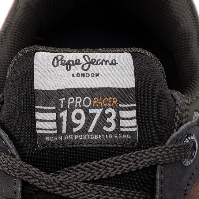 Sneakers PEPE JEANS - Tinker Pro Racer PMS30583 Stag 884 - Sneakers - Halbschuhe - Herrenschuhe FR0WLyny