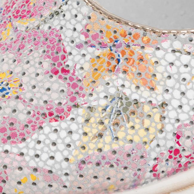 Halbschuhe POLLONUS - 5-1156-007 Kwiaty 334 - Alltagsschuhe - Halbschuhe - Damenschuhe vfDT9oFH