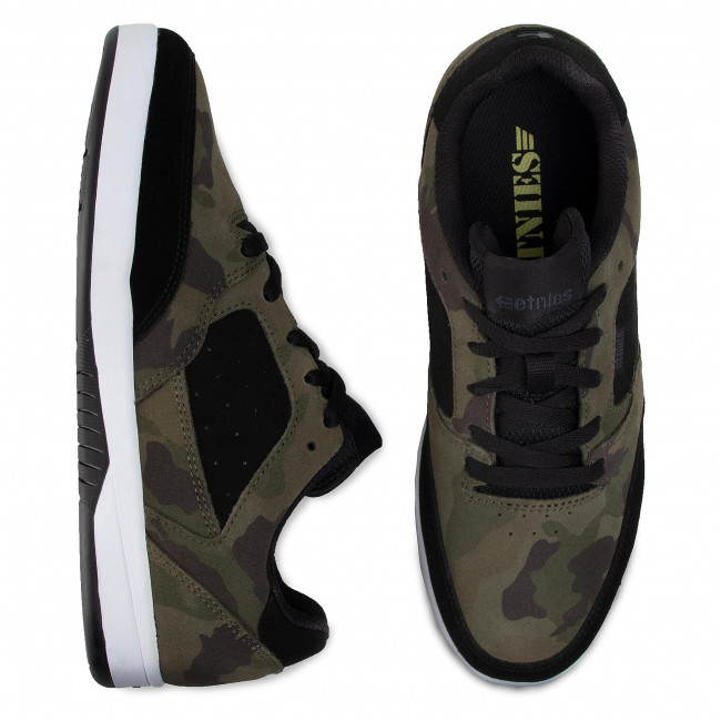 Sneakers ETNIES - Veer 4101000516 Black/Camo - Sneakers - Halbschuhe - Herrenschuhe 7goFdj6y