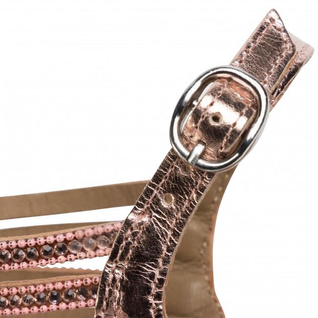 Sandalen TAMARIS - 1-28151-24 Copper Glam 963 - Alltägliche Sandalen - Sandalen - Pantoletten und Sandaletten - Damenschuhe 3lAhZIWh