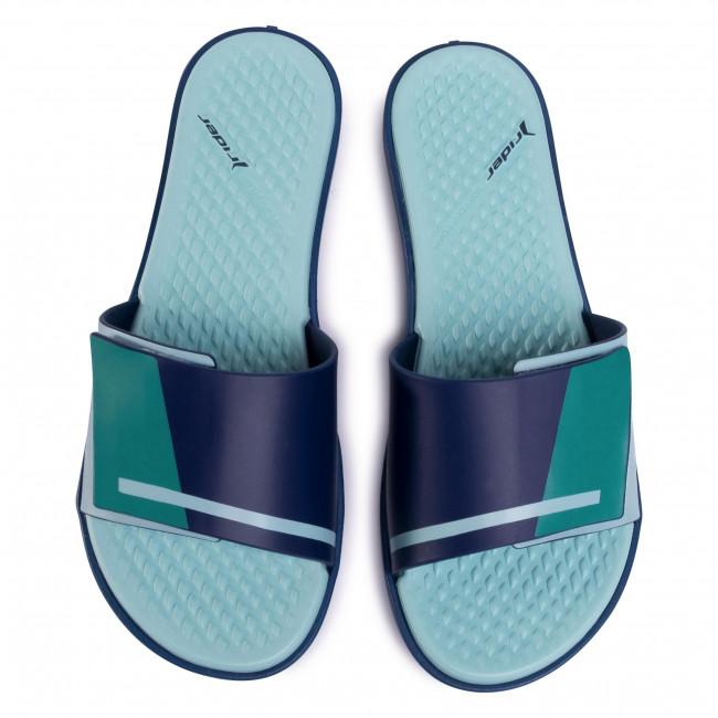 Pantoletten RIDER - Pool Fem 82569 Blue/Green 20783 - Alltägliche Pantoletten - Pantoletten - Pantoletten und Sandaletten - Damenschuhe b5wZ2e7k