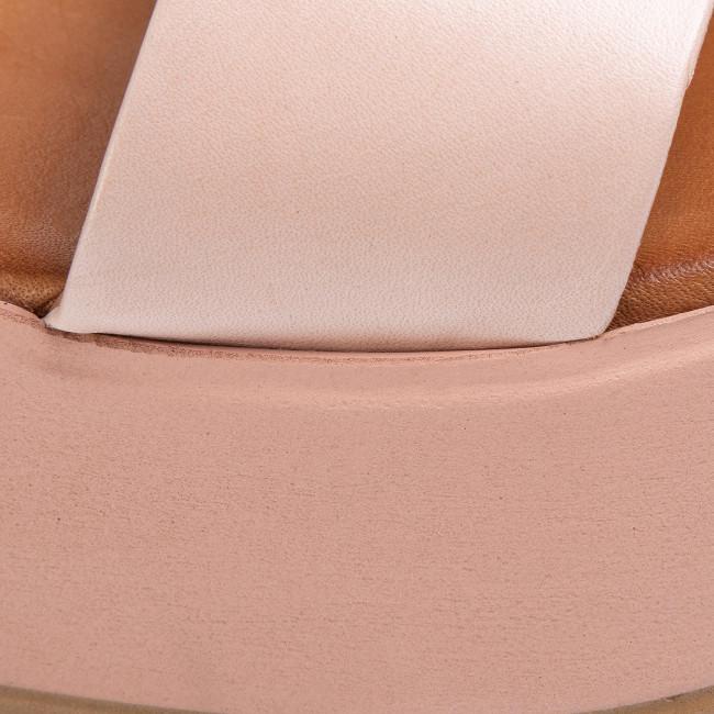Sandalen INUOVO - 602001 Blush - Keilabsatz - Pantoletten und Sandaletten - Damenschuhe lRXEY58P