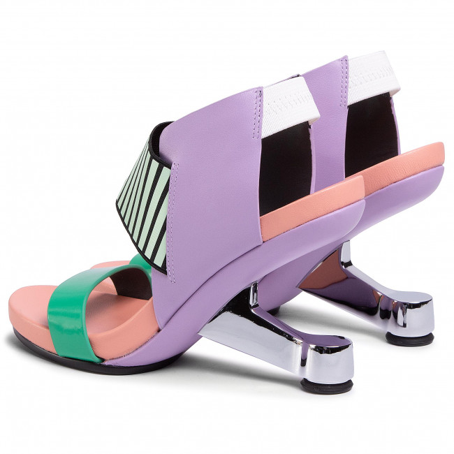 Sandalen UNITED NUDE - Eamz Raiko 1020364014905 Pastel - Alltägliche Sandalen - Sandalen - Pantoletten und Sandaletten - Damenschuhe SnAni6aN