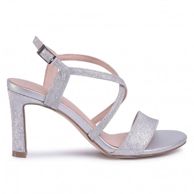 Sandalen MENBUR - 21421 Platab 0009 - Elegante Sandalen - Sandalen - Pantoletten und Sandaletten - Damenschuhe Y5swy01z