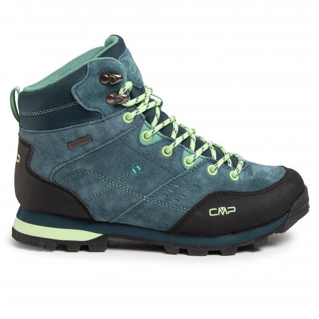 Trekkingschuhe CMP - Alcor Mid Trekking Shoes Wp 39Q4906 Petrol E905 - Trekkingschuhe - Stiefel und andere - Damenschuhe ebqUXxnN