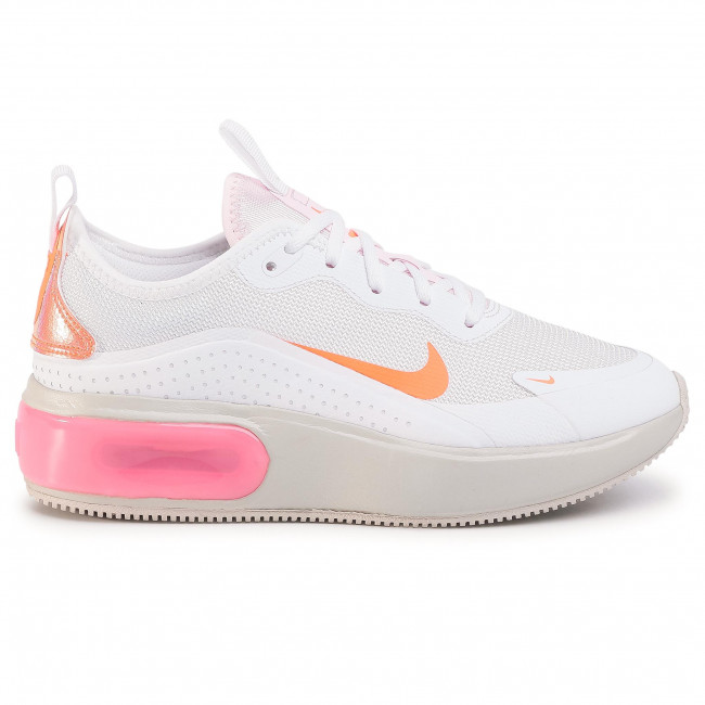 Schuhe NIKE - Air Max Dia CV3034 100 White/Hyper Crimson/Pink Foam - Sneakers - Halbschuhe - Damenschuhe E1vY5wDl