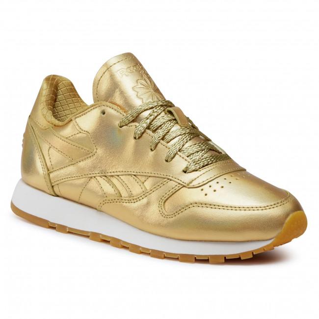 Schuhe Reebok - Cl Leather Mu FX7194 Goldmt/Goldmt/Goldmt