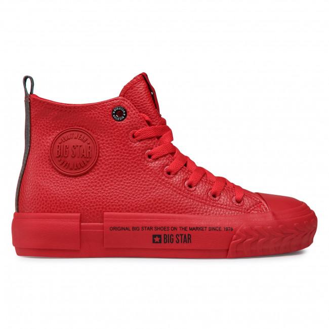 Sneakers BIG STAR - DD274A129 Blue - Sneakers - Pantofi