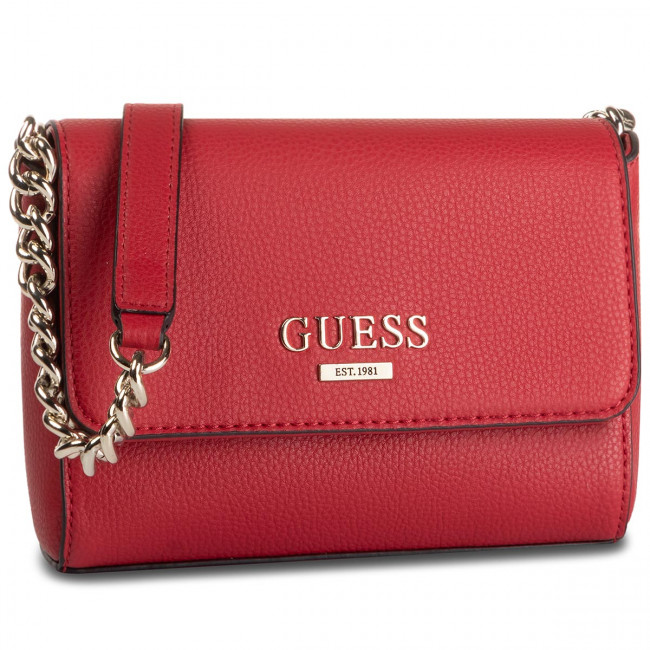 Tasche GUESS Alma (VG) Mini Bags HWVG74 01780 RED