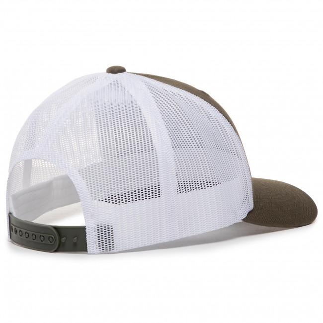 Cap COLUMBIA - Mesh Snap Back Hat 1652541327 New Olive/White 327 - Herren Mützen - Mützen - Textilien - Zubehör x7Ig05HA