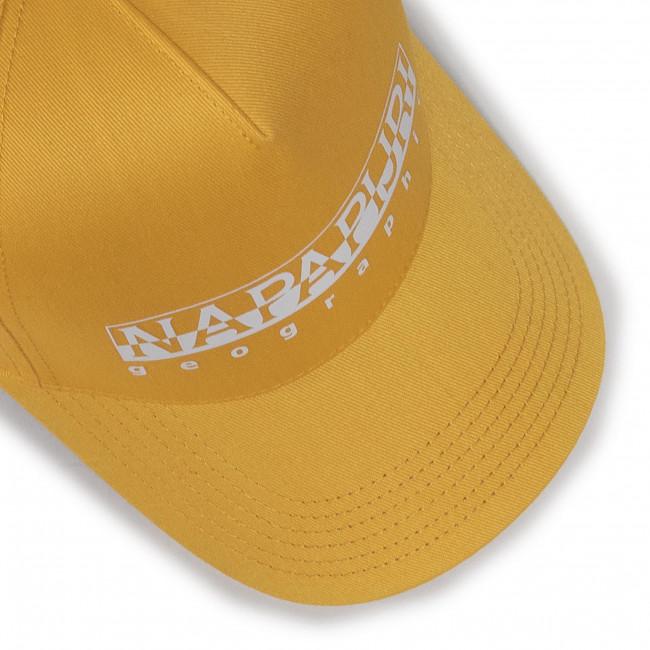 Cap NAPAPIJRI - Framing 1 NP0A4EAHY Mango Yellow 171 - Damen Mützen - Mützen - Textilien - Zubehör S4POakmx
