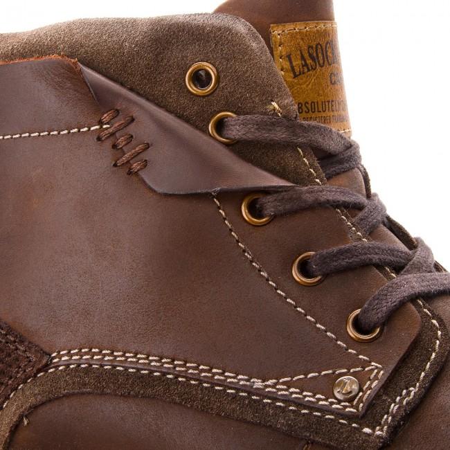 Stiefel LASOCKI FOR MEN - MI07-A355-A206-34 Brown - Stiefel - Stiefel und andere - Herrenschuhe jmdLLSbO
