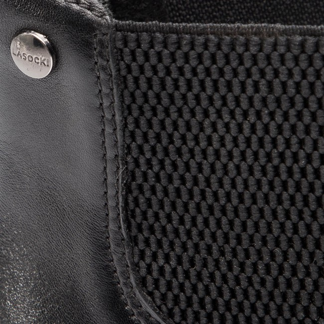 Stiefeletten LASOCKI - ARC-MESA-12 Schwarz - Stiefeletten - Stiefel und andere - Damenschuhe c6xgAaKD