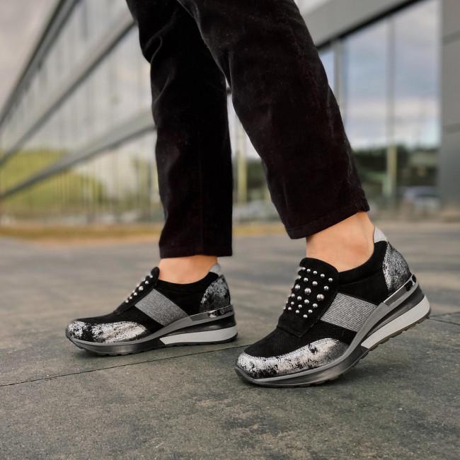 Sneakers QUAZI - QZ-12-02-000077 601 - Sneakers - Halbschuhe - Damenschuhe NdNwubnM