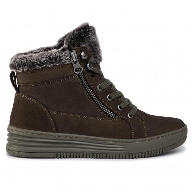 Stiefeletten GO SOFT - WI16-FOOTER-01 Green - Boots - Stiefel und andere - Damenschuhe sL4e7iYr