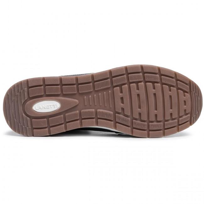 Schnürschuhe LANETTI - MP07-81161-01 Cobalt Blue - Schnürschuhe - Stiefel und andere - Herrenschuhe 6X8VPQiC