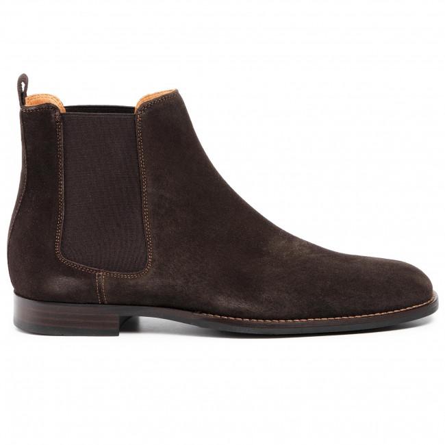 Stiefeletten GINO ROSSI - MSU425-WILSON-01 Brown - Stiefeletten - Stiefel und andere - Herrenschuhe xu2OBMCZ