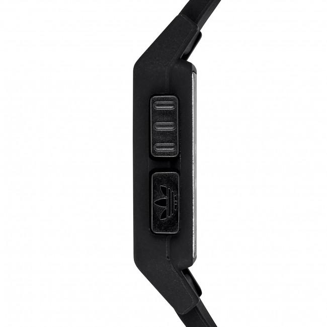 Uhr adidas - Archive SP1 Z15001-00 All Black - Herren - Uhren - Zubehör 3rp1eVcG