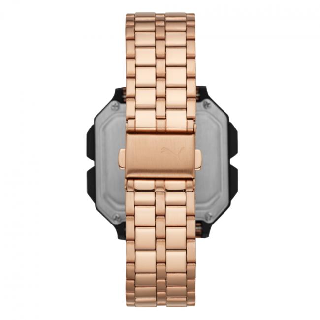 Uhr PUMA - Remix P5035 Gold/Black - Herren - Uhren - Zubehör QKgfGlLy