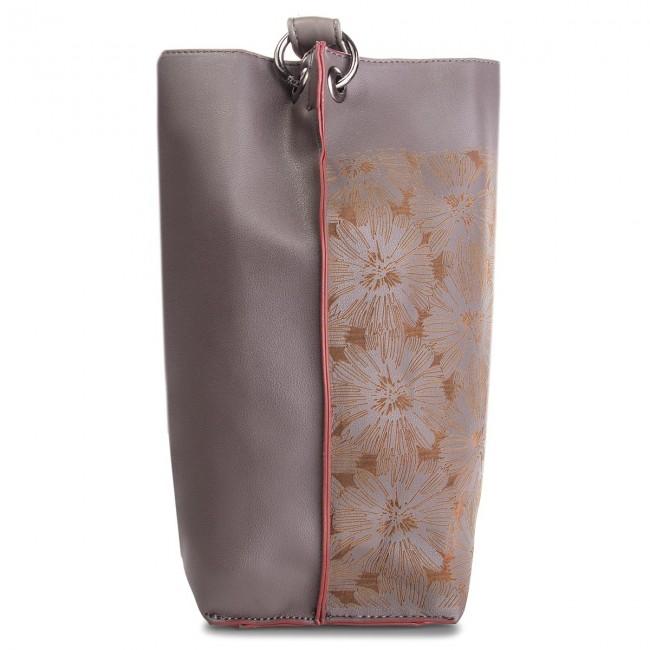 Tasche NOBO - NBAG-F0710-C019 Grau - Umhängetaschen - Handtaschen tbPYrNCd