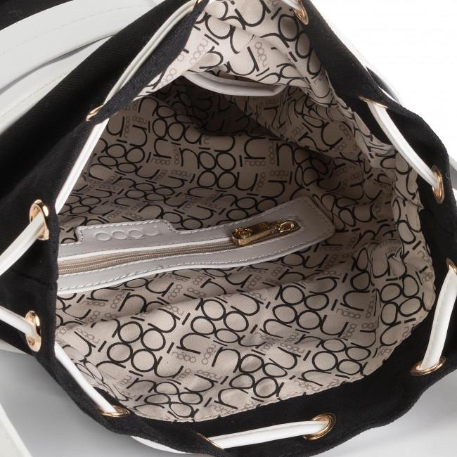 Tasche NOBO - NBAG-G1930-CM00 Bunt Weiß - Beuteltaschen - Handtaschen zTmv6pK1